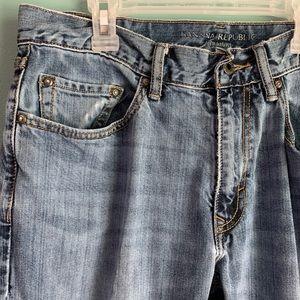 Straight Jeans • Banana Republic